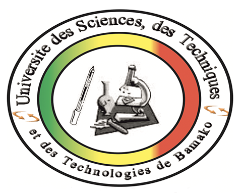 Logo de l'université de sciences de Bamako